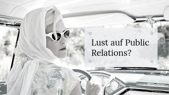 Sellenausschreibung PR-Texter