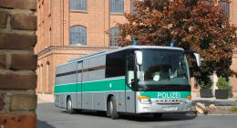 Polizeibus Carl Friederichs